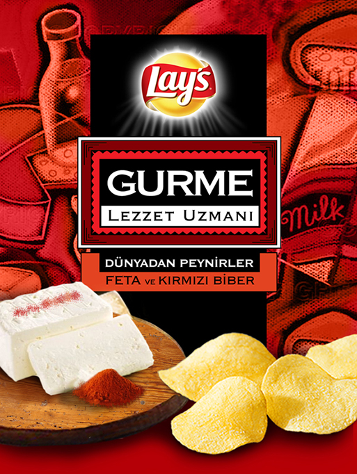 Lays Gurme