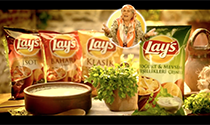Lay's Yogurtcu